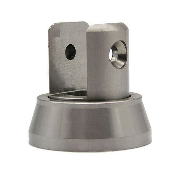 Definition 20mm Stainless Steel Pedestal Leg for MFC, HPL and CC Cubicles