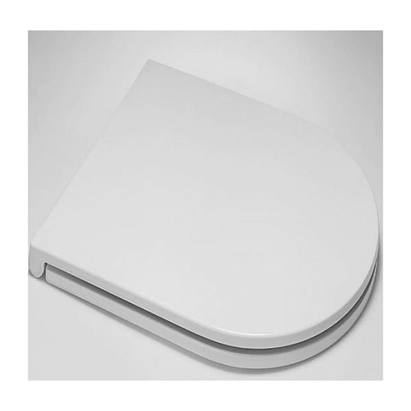 Langley Slim Soft Close Toilet Seat and Cover