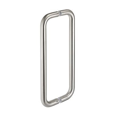 400mm Stainless Steel Back to Back Door Handle