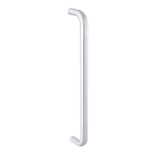 400mm Aluminium Door Handle - Satin Anodised