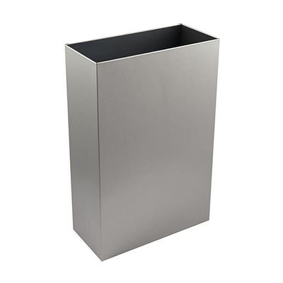 30L Paper Towel Waste Bin - Stainless Steel
