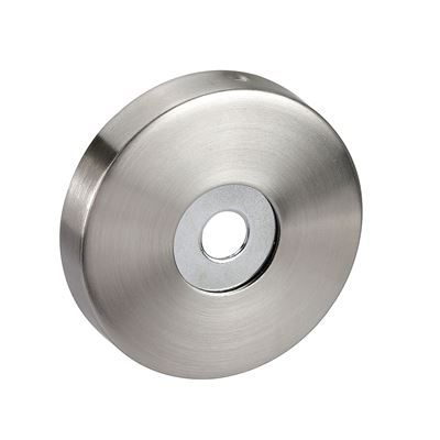 Door Handle Rose Set - Stainless Steel